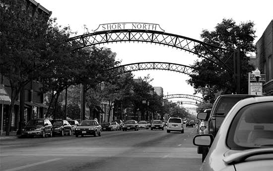 Columbus, Ohio street