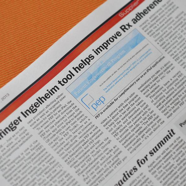 Press coverage example
