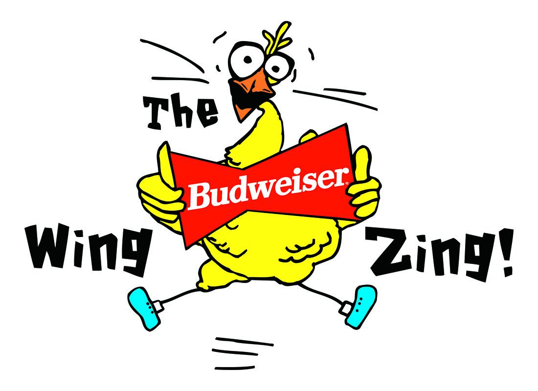 Budweiser Wing Zing logo