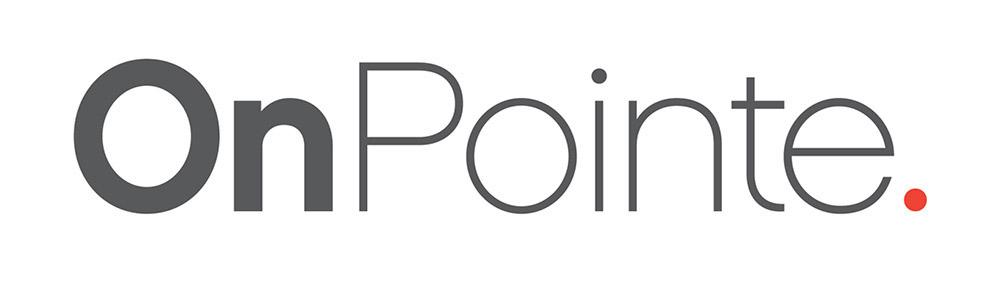 On Pointe company logo