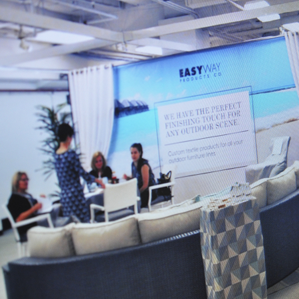 Easy Way Products tradeshow booth