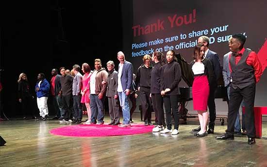 Speakers at TEDx Columbus: Risk