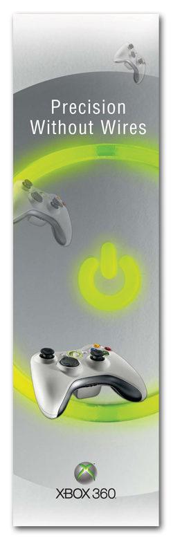 Xbox controller banner