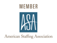 American Staffing Association member logo