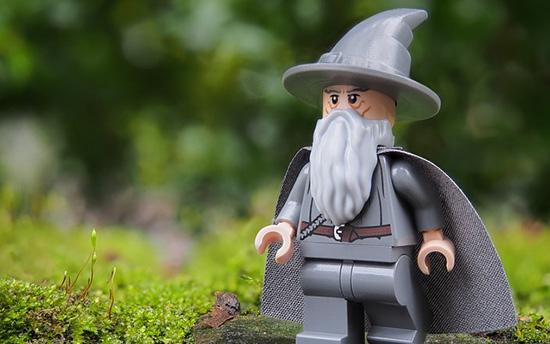 Wizard toy