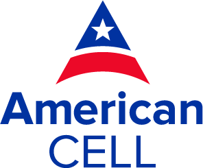 Updated American Cell logo