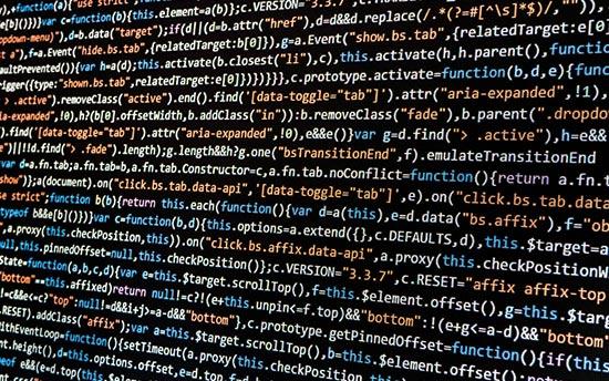 web site code