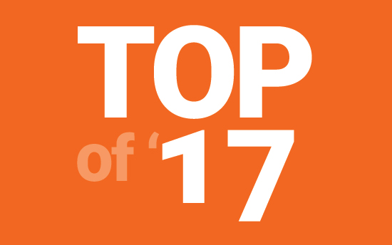Top 17 projects of 2017