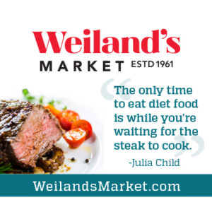 Weiland's print ad