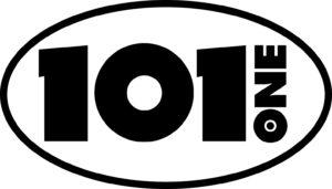 CD101 FM radio logo