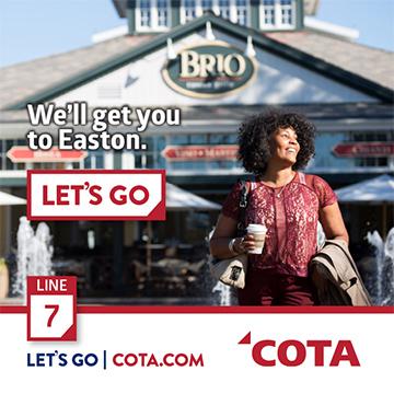 COTA line-specific ad