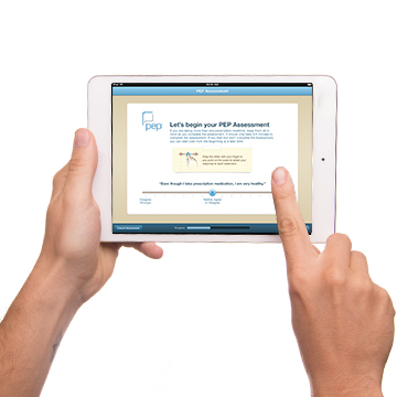 Demonstrating an iPad app