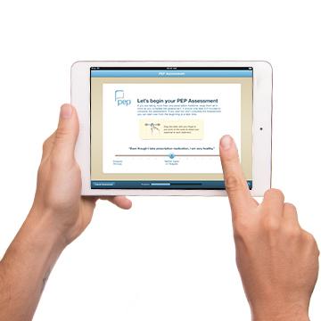 Demonstrating an iPad app