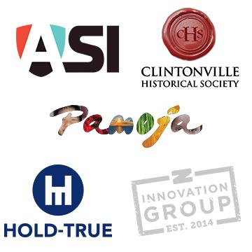 Assorted Company Logos from the Attache Portfolio