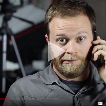 Still from online education program video
