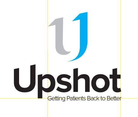 Final Upshot logo with tagline